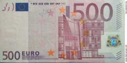 EURO 500 ALEMANIA(X) R010A1  DUISEMBERG - EURO