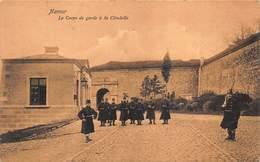 Namur Namen  Le Corps De Garde à La Citadelle  Militair Wapen Uniform       L 278 - Namur