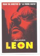 Adesivo Decalcomania Sticker Film Leon Diretto Da Luc Besson, Interpretato Da Jean Reno, Natalie Portman E Gary Oldman - Adesivi