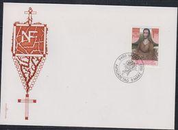 Liechtenstein 1987  Nikolas Von Der Flue 1v FDC (43844) - FDC