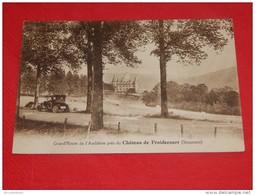 STOUMONT  -  Grand' Route De L' Amblève Près Du Château De Froidecourt   - - Stoumont