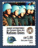 ONU United Nations - Genève Geneva 2016 - Nations Unies - Vereinte Nationen - 946 - Neuf ** MNH - ONU