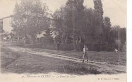 Saône-et-Loire - Environs De Cluny - Le Pont De Cotte - France