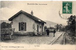 PLANCHER BAS - La Gare  (862 ASO) - Autres Communes