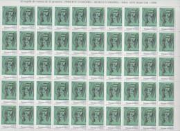 ANDORRA C. ESPAÑOL 50 SELLOS DE 35Pts. + 50 DE 70Pts. OFERTA (C.H. - Unused Stamps