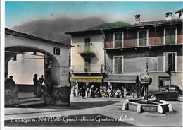 Entracque (Cuneo). Piazza Giustizia E Libertà. - Cuneo