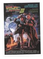 Adesivo Decalcomania Sticker Film Ritorno Al Futuro Parte III Back To The Future Part III Diretto Da Robert Zemeckis Dim - Adesivi