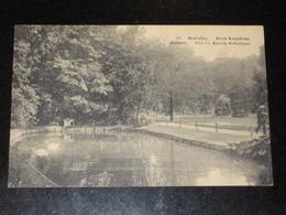 MECHELEN- Zicht Kruidtuin - 1923 Verstuurd - Uitg. Holemans N°54 - Malines