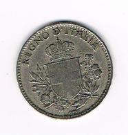 //  ITALIE  20 CENTESIMI   1918 R - 1861-1946 : Royaume