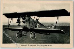 52277004 - Dietrich-Gobiet Flugzeugbau AG Schul- Und Sportflugzeug DP II - Airplanes