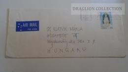 D166224 AUSTRALIA  Airmail Cover 1979 Mail Centre Preston -Victoria - 1966-79 Elizabeth II
