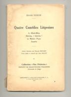 Livre Wallon Henri Simon 1936 - Livre  Envoyé à Un Militaire Belge Prisonnier OFLAG II A Allemagne Guerre 40/45 (b255) - Livres, BD, Revues