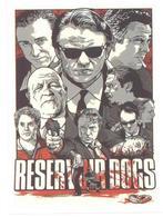 Adesivo Decalcomania Sticker Film Le Iene Reservoir Dogs Diretto Da Quentin Tarantino Dimensioni Cm 7x5 Circa - Adesivi
