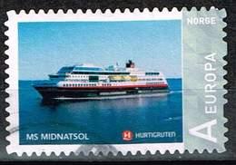 Norwegen , Michel# O  Hurtigruten: MS Midnatsol - Sonstige