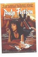 Adesivo Decalcomania Sticker Film Pulp Fiction Diretto Da Quentin Tarantino Dimensioni Cm 7x5 Circa - Adesivi