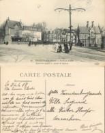 [512513]B/TB//-France  - (92) Haut De Seine, Neuilly-sur-Seine, Grille De Neuily, Boulevard Maillot Et Avenue De Madrid - Neuilly Sur Seine