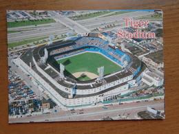 Stadion - Stadium / Honkbal / Tiger Stadium, Home Of The Detroit Tigers --> Unwritten - Baseball