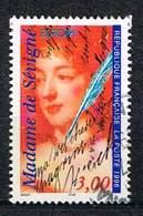 Frankreich 1996, Michel# 3148/ Yt 3000A O  Europa (C.E.P.T.) 1996 - Famous Women/ Madame De Sévigné (1626-1696) - Gebraucht