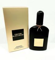 Flacon Parfum BLACK ORCHID De TOM FORD  EDP   50 Ml  + Boite    Reste  15 Ml   à Peu Près - Fragrances (new And Unused)