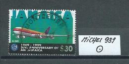 JAMAICA MICHEL 931 Gestempelt Siehe Scan - Jamaica (1962-...)