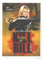 Adesivo Decalcomania Sticker Film Kill Bill Volume 3 Diretto Da Quentin Tarantino Dimensioni Cm 7x5 Circa - Adesivi