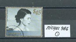 JAMAICA MICHEL 986 Gestempelt Siehe Scan - Jamaica (1962-...)