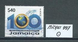 JAMAICA MICHEL 997 Gestempelt Siehe Scan - Jamaica (1962-...)