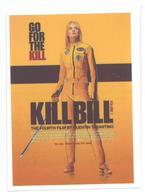 Adesivo Decalcomania Sticker Film Kill Bill Volume 1 Diretto Da Quentin Tarantino Dimensioni Cm 7x5 Circa - Adesivi