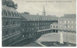Maison St.-Joseph à Lembecq-lez-Hal Infirmerie Et Second Noviciat - Halle