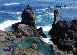 1 AK Pitcairn Island * St. Paul's Pool - The Island's Easternmost Point * östlichste Punkt Dieser Insel Im Pazifik * - Pitcairneilanden
