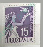 Yugoslavia 1956 SFRY - Yugoslavia