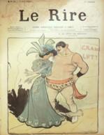 """REVUE """"LE RIRE""""-1895- 31-BUDGET 1896-CONSEIL-GRAN LUTT - Books, Magazines, Comics"""