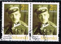 Polen 2018, Michel# 5003 O General Władysław Sikorski - Used Stamps