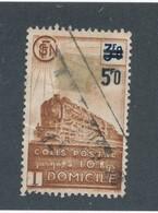 FRANCE - COLIS POSTAUX N°YT 226A OBLITERE - COTE YT : 7€ - 1945 - Paquetes Postales