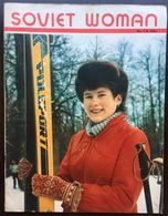 USSR - Soviet Woman 1980 No:5 - Histoire