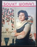 USSR - Soviet Woman 1980 No:4 (359) - Histoire
