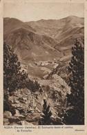 Espagne Nuria Santuario Desde El Camino De Fontalba (2 Scans) - Gerona