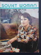 USSR - Soviet Woman 1980 No:3 (358) - Histoire