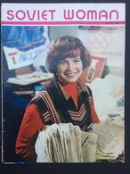 USSR - Soviet Woman 1980 No:2 (357) - Histoire