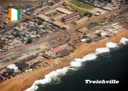 Ivory Coast Abidjan Treichville Aerial View New Postcard Elfenbeinküste AK - Elfenbeinküste