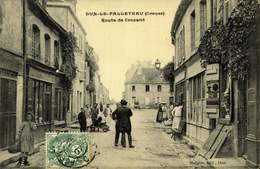 23 Creuse - Dun-le-Palleteau - Route De Crozant / A 500 - Dun Le Palestel