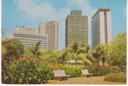 °°° 13401 - INDIA - BOMBAY - NARIMAN POINT - With Stamps °°° - India