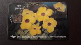 POLYNESIE - Les Monettes - 150 Unités - N° Rouge Maigre - Frans-Polynesië