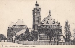 STRATFORD-ON-AVON, Warwickshire, England, UK , 1900-10s ; The Memorial Theatre. TUCK 2108 - Stratford Upon Avon