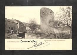 LUXEMBOURG - ECHTERNACH - Rahmstrasse Mit SW Festungsthurm - 1902 - Echternach