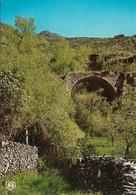 09 Querigut Rouze Pont Sur Le Counc (2 Scans) - France