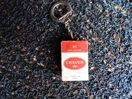 """Porte-clefs Cigarettes Craven """"A""""   (Box 4-1) - Porte-clefs"""