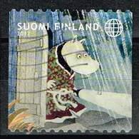 Finnland 2017, Michel# 2519 O The Moomins Time Travel - Gebraucht