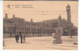 Belgique - FOR - Gand - Gent - Gare St-pierre - Gent