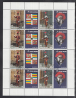 A S44 ) Free Shipping To // Vaticano 1997 Fairy Tales And Legends  Europe CEPT /  Miniature Sheet - Fairy Tales, Popular Stories & Legends
